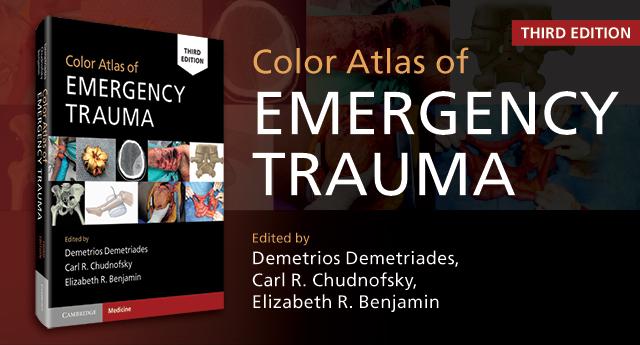 Color Atlas of Emergency Trauma 3rd Edition