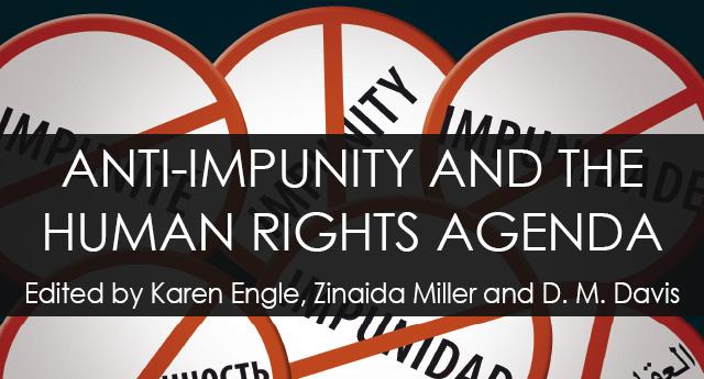 Anti-Impunity cover