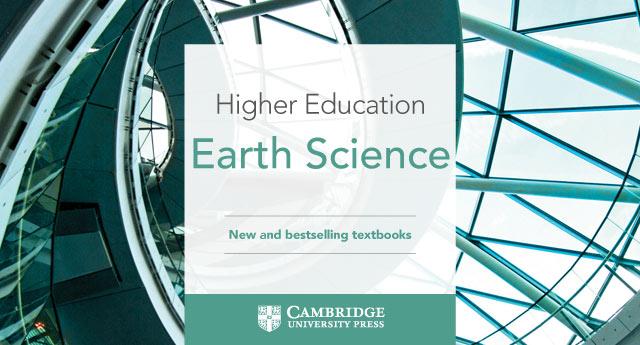 Earth Science Catalogue 2020