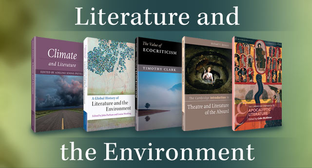 Literature and the Environment Collection