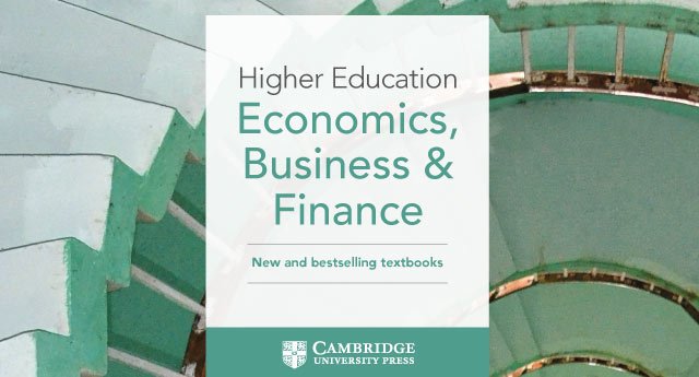 Economics, Business & Finance Catalog 2020