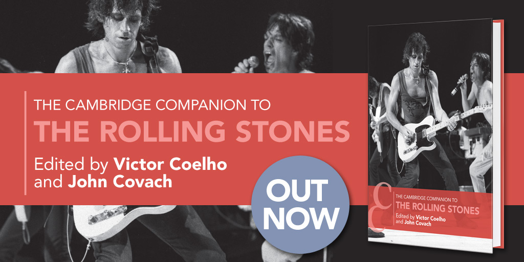 Cambridge Companion to the Rolling Stones