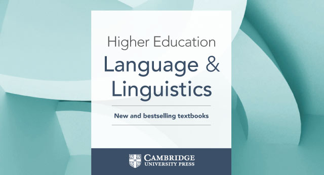 Linguistics and Language Catalog Fall 2020