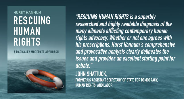 Rescuing Human Rights cover