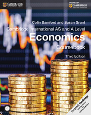 Cambridge International AS and A Level Economics