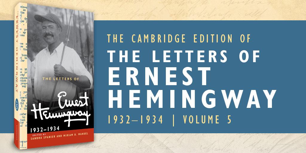 The Letters of Ernest Hemingway: Volume 5