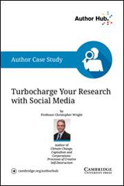 Author Case Study on Social Media