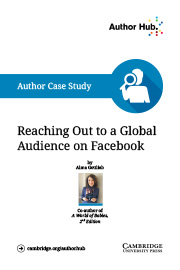 Author Case Study Social Media